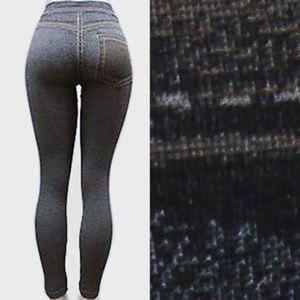 Pants - Jean style Leggings